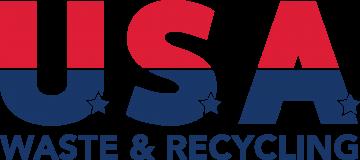 usa waste transparent - Small